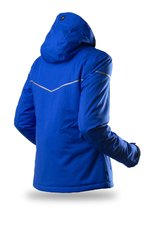 Bunda Trimm CATHERINE royal blue/white