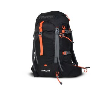 Manta_30_black_orange_front_1